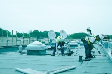 屋上防水工事は築後何年くらいでやるの?